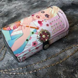 SWAROVSKI✨RoadFlair by Littlearth Floral Bag